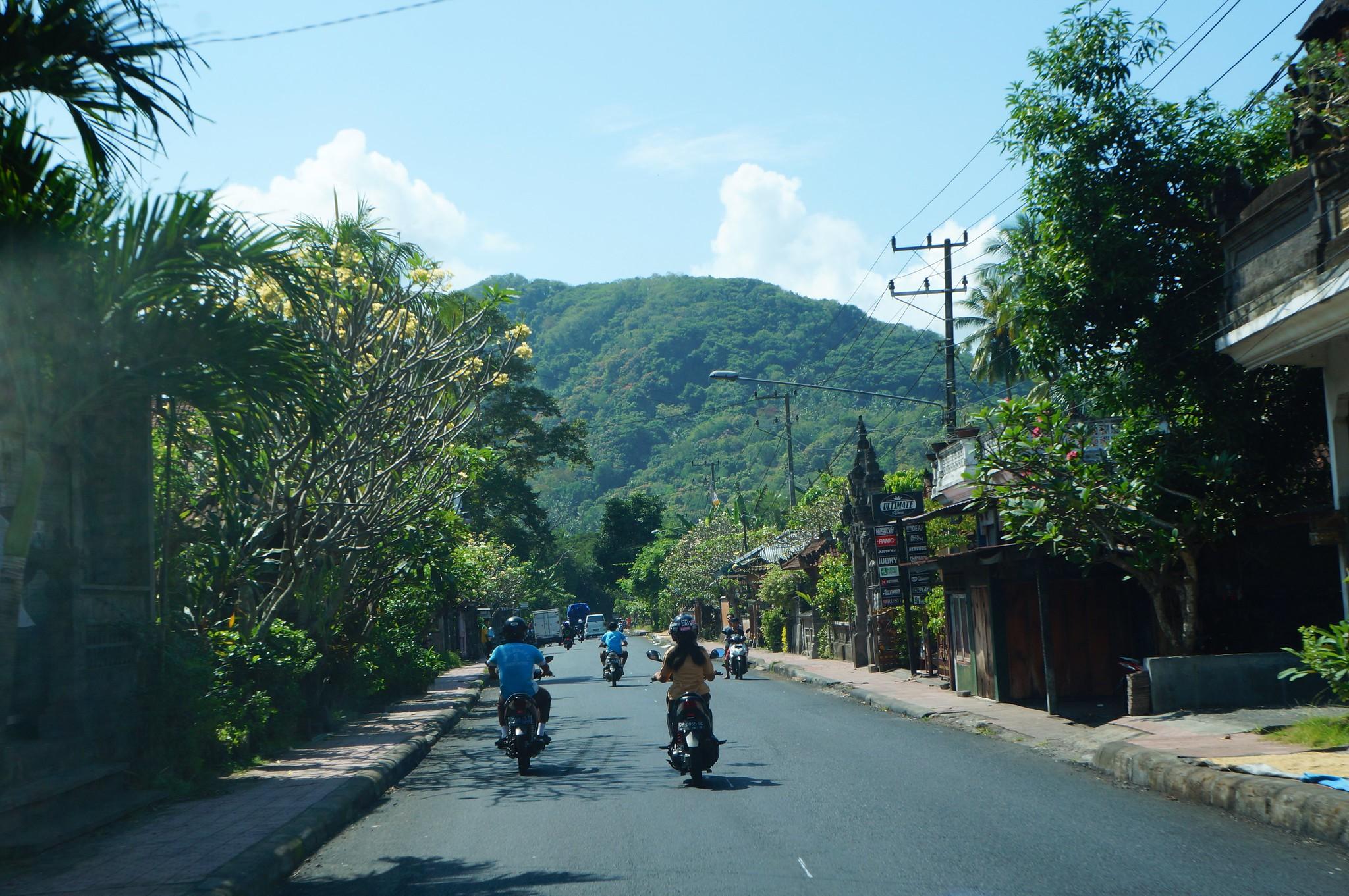 Sur la route pour Amed