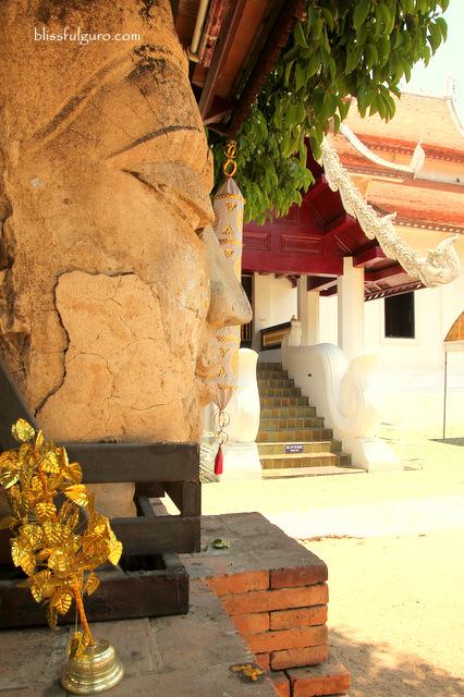 Wat Jetlin Chiang Mai Thailand