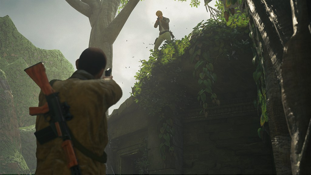 Uncharted 4 Multiplayer Features Microtransactions, No Dedicated Servers 5
