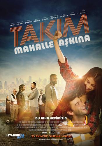 Takım: Mahalle Aşkına (2015)