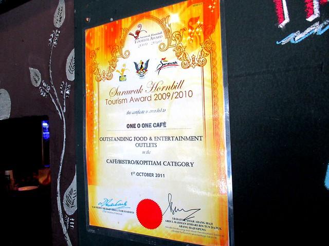 Hornbill Tourism Award 2011