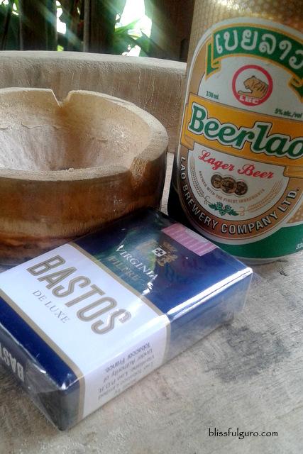 Vang Vieng Laos Beer Lao