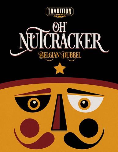 Oh Nutcracker Belgian Dubbel