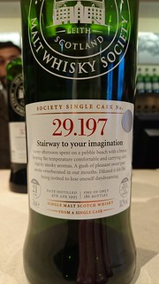 SMWS 29.197 - Stairway to your imagination
