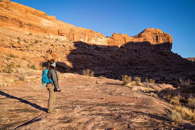 Culvert Canyon Hiking