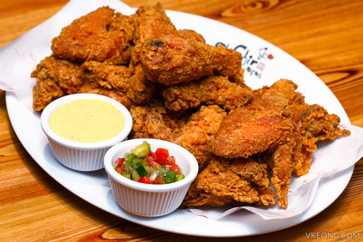 Chir Chir Crispy Fried Chicken