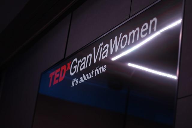 TEDxGranViaWomen 2016-10-27