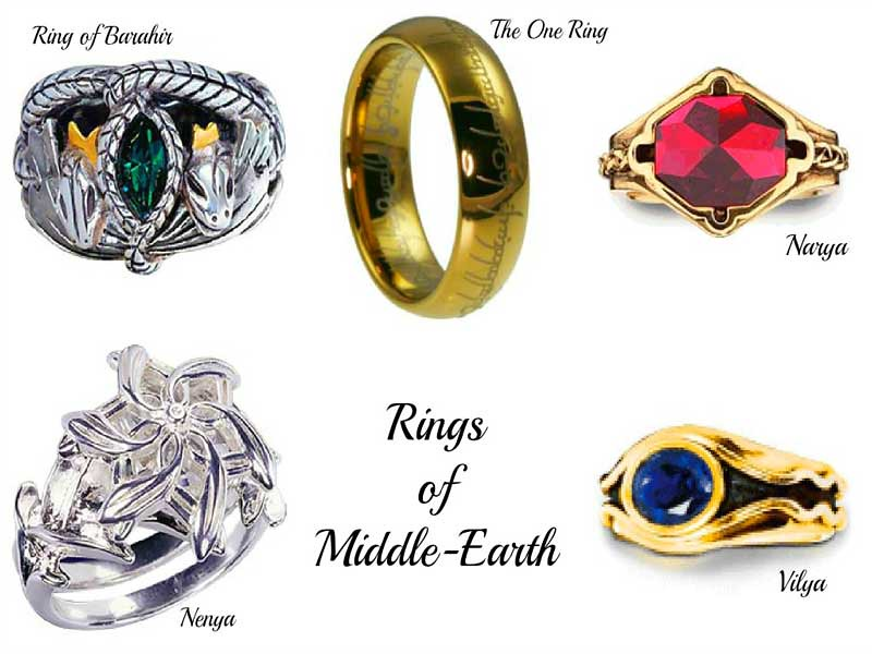 The Rings of Power (The Lord of the Rings)