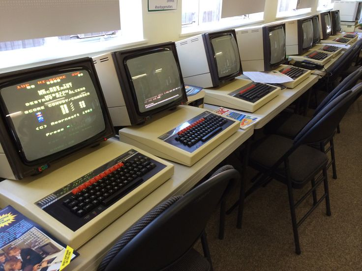 #80sInnovations Acorn BBC Micro Computer