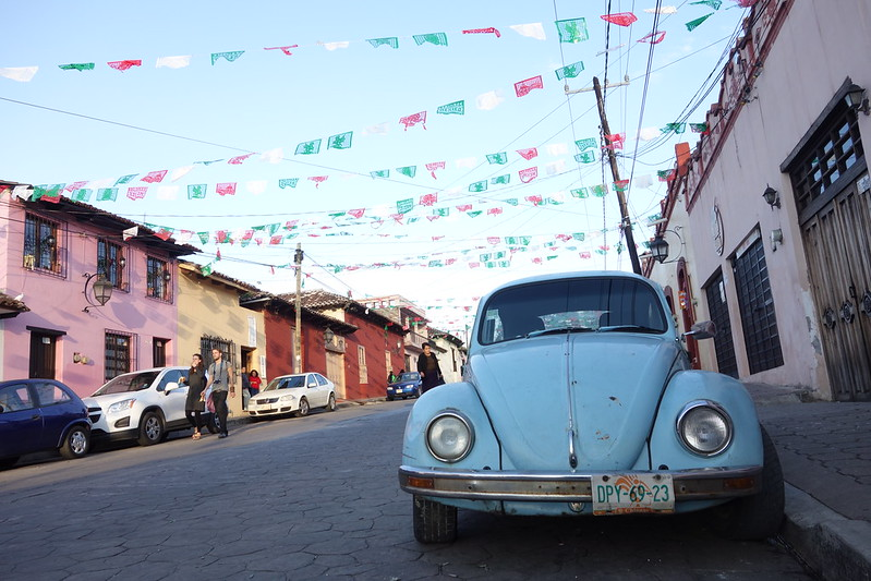 Colors of Mexico