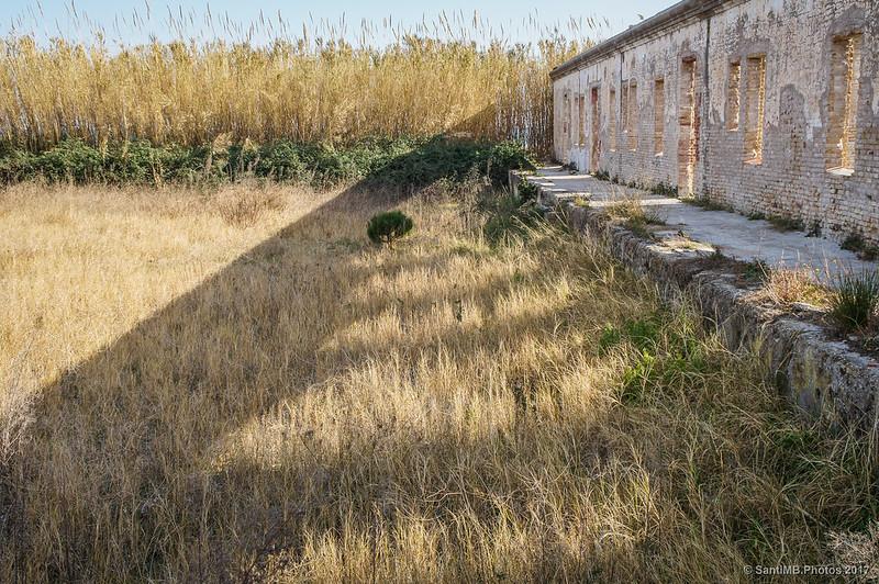 Cuartel de los Carabineros del Prat