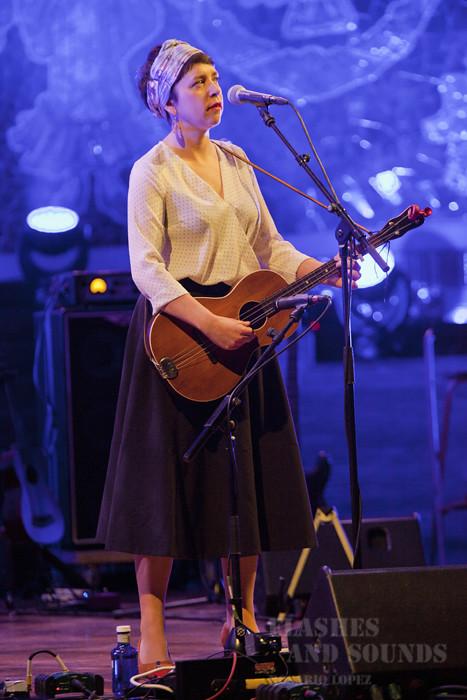 Lisa O'Neill en el Festival Mil·leni