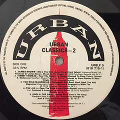 V.A.:URBAN CLASSIC-2(LABEL SIDE-A)