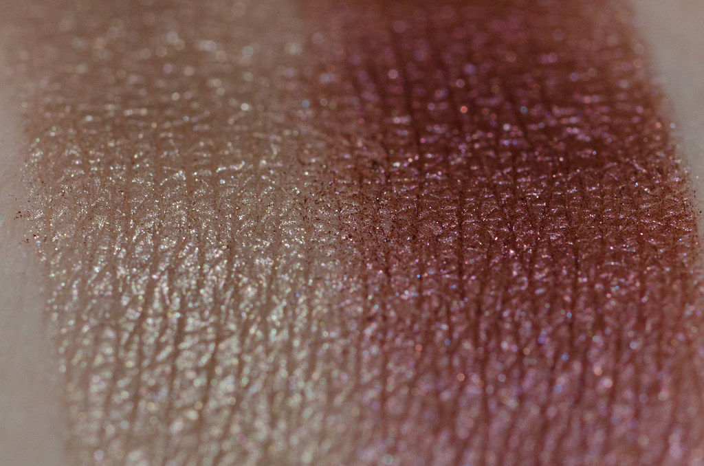 gucci magnetic eyeshadow duo 025 primrose свотчи