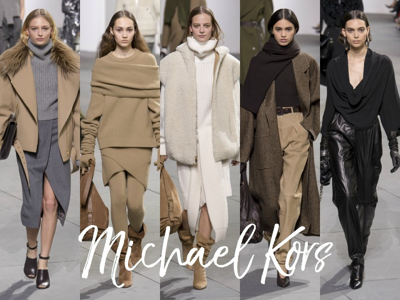 michaelkors aw17 fashion show