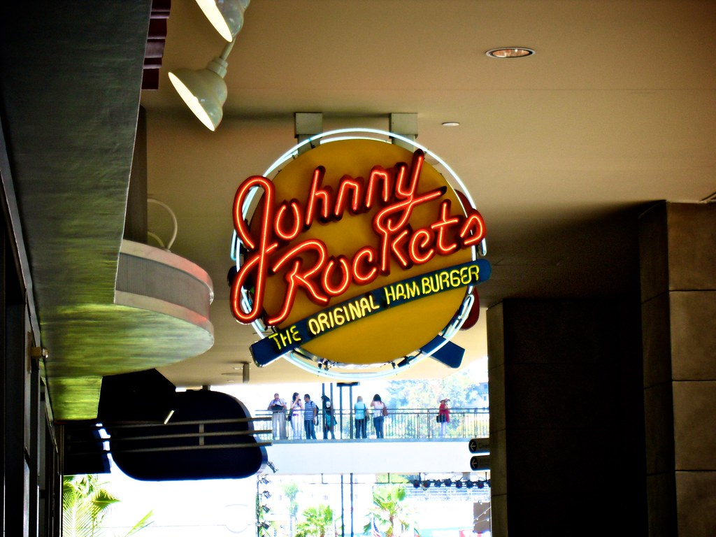 Johnny Rockets, L.A