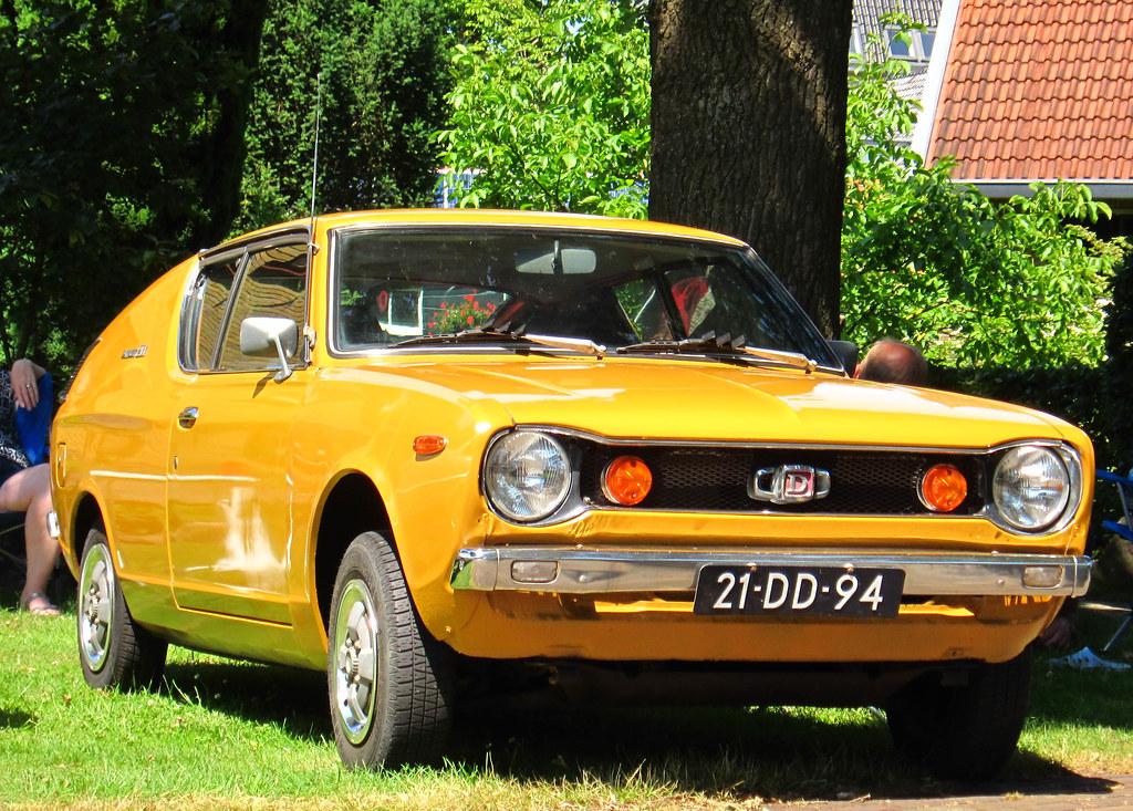 1974 Datsun 120A Cherry Coupé | Place: Diever Origineel ...