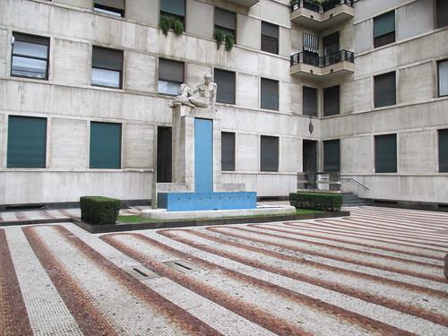 Casa della fontana milano luigi matteoni flickr - Fiera della casa milano ...