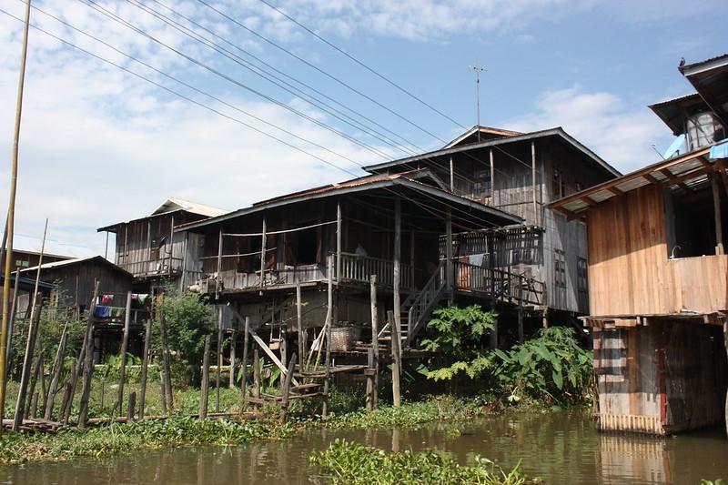 Так живут в Мьянме, Инле