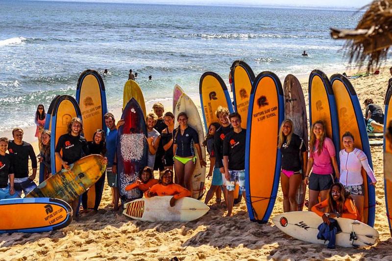 Rapture Surf Camp