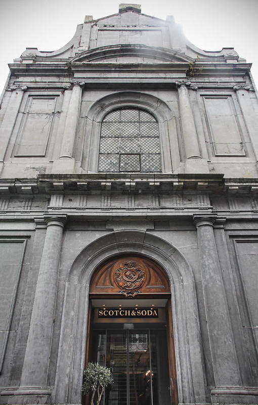 Church of Saint-Jacques, now Scotch & Soda