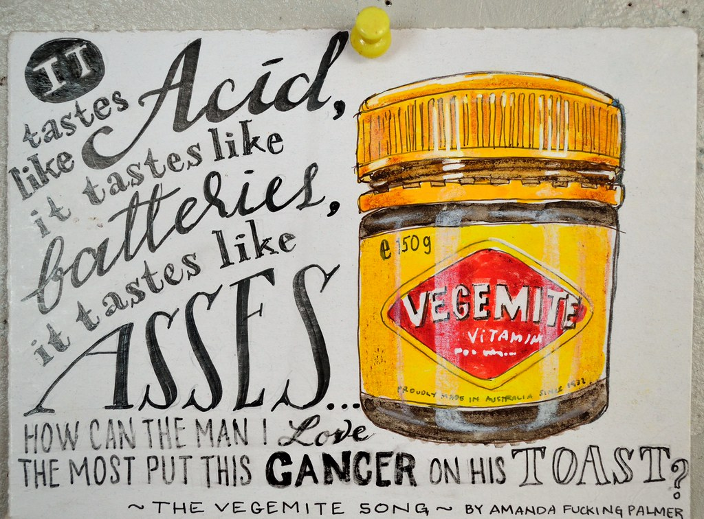 The Vegemite Song