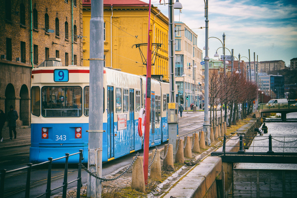 Streets of Gothenburg