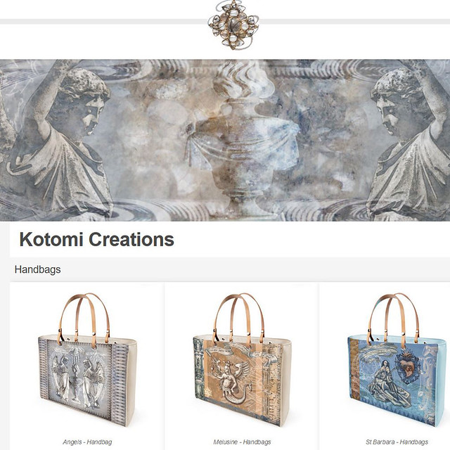 KotomiCreations collabolates with Contrado