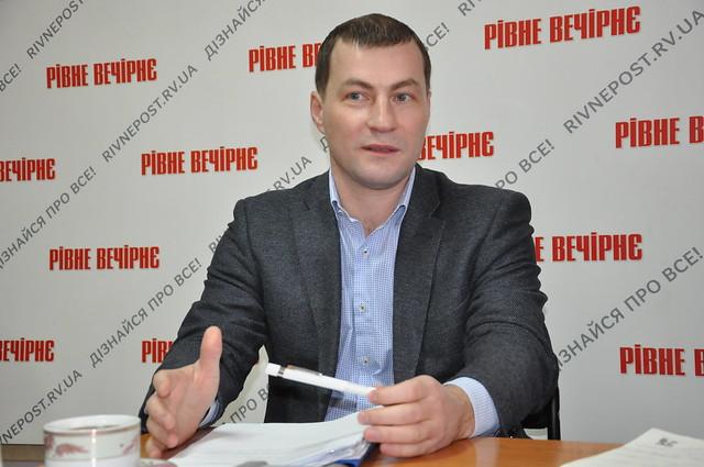Андрій Карауш водоканал