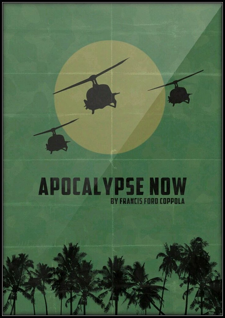 "notes on the film apocalypse now At the time of apocalypse now's production, ""any film about vietnam that  will  revisit in the film's closing garrett stewart notes that the film closes ""upon its."