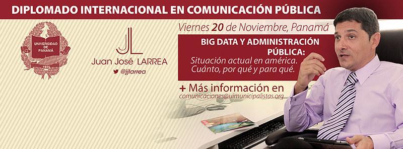 Diplomado Internacional en Comunicación Publica