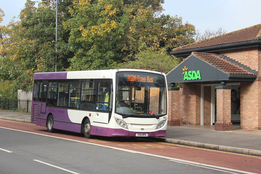 Lift Replacement Bus Service During October And