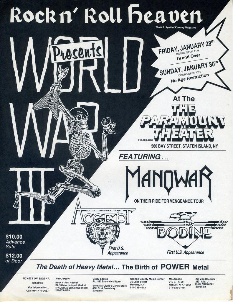 1984-01-28 New York festival bill