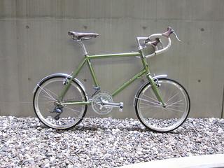 Bianchi minivelo 8 drop green 01