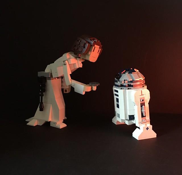 A New Hope - Help me, Obi-Wan Kenobi...