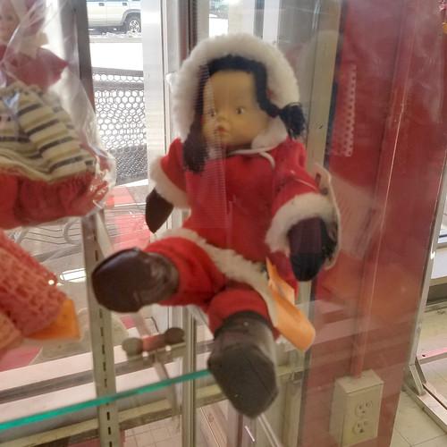 eskimo doll