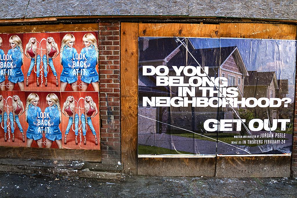 DO YOU BELONG IN THIS NEIGHBORHOOD--Atlanta
