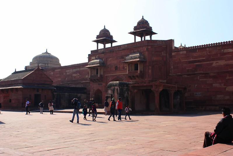 Фатехпур-Сикри  Индия
