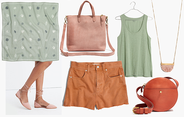 madewell colors