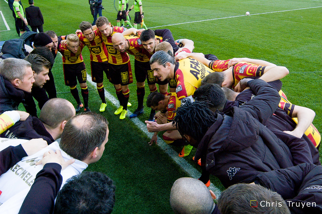KAA Gent - KV Mechelen (3-0