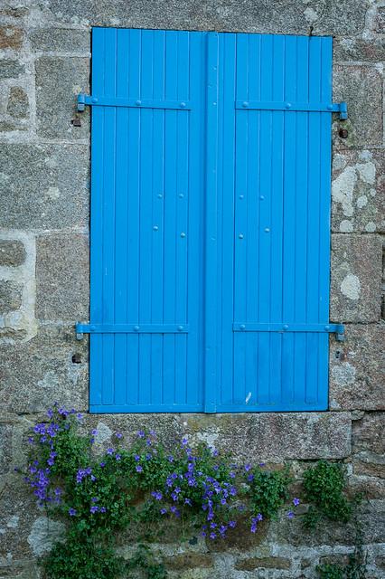 l'Abbaye Notre-Dame de Langonnet, Brittany