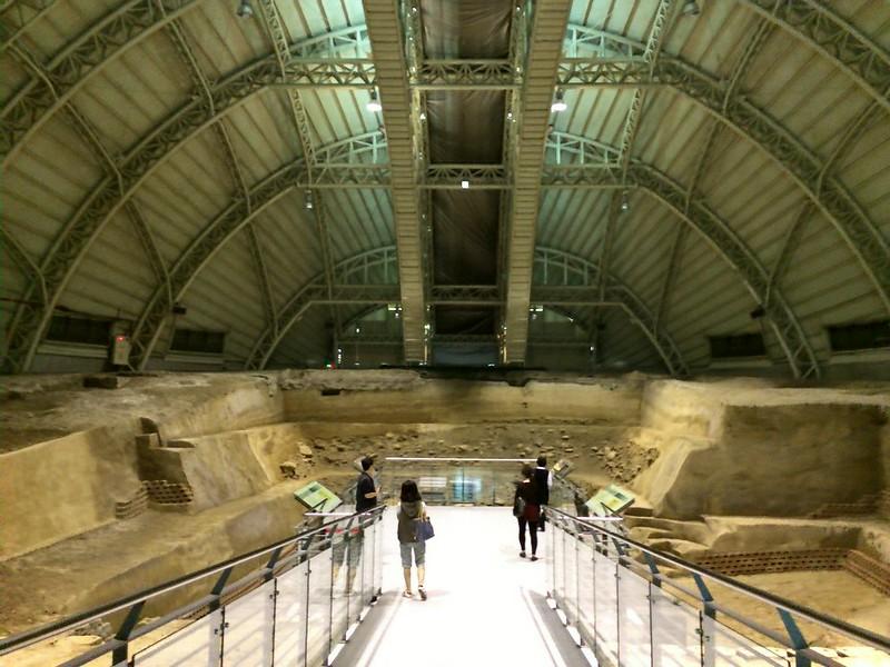 斷層槽溝保存館