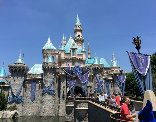 Sleeping Beauty Castle - Disneyland 60th Anniversary | by Disney, Indiana