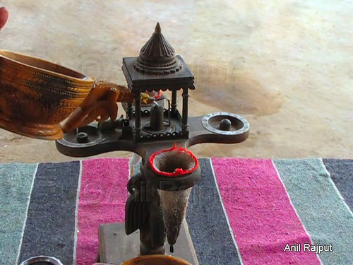 Amal Ka Dastur , first offering to Lord Shiva