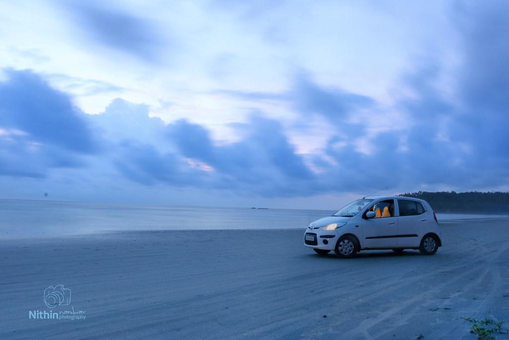Muzhappilangad Beach - Kerala's only drive in beach at Thalassery ...
