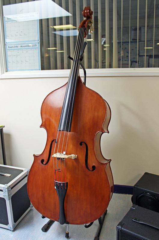 Bassace's double bass