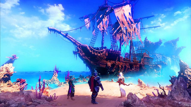 Состоялся релиз Trine 3: The Artifacts of Power для PS4 в PS Store