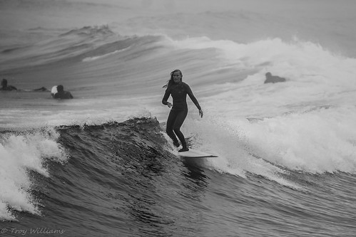 morro wahine BW (1 of 1) | by troy_williams