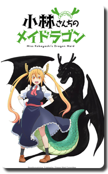 Kobayashi-san Chi no Maid Dragon Episodios Completos Online Sub Español