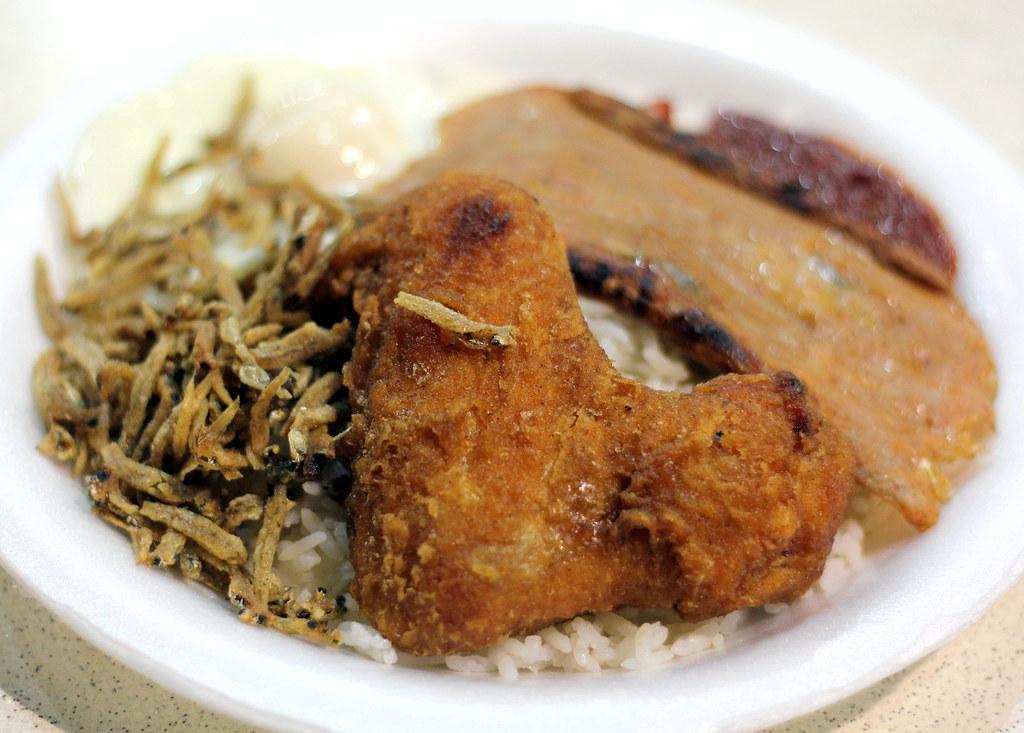 Nasi Lemak: Chong Pang Nasi Lemak